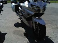Yamaha FJR1300, 2003 Model Year