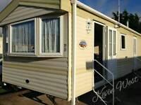 Static caravan to rent