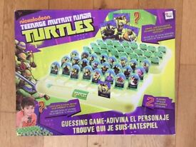Teenage Mutant Ninja Turtles Game 'Guess Who'