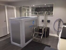 CryoSpa Ice Bath Sport - Great business opportunity with potential revenue of £54,000