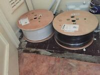 250 metre coaxial cable