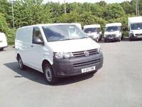 Volkswagen Transporter 2.0 Tdi 102Ps Startline Van DIESEL MANUAL WHITE (2015)