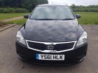 **1 YEAR MOT, HPI CLEAR OUTSTANDING KIA CEE'D/CEED,5 dr , SERVICE HISTORY**