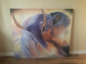 Beautiful one of a kind painting