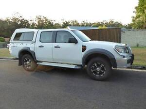 2010 Ford Ranger Ute 4x4 Turbo Diesel Maroochydore Maroochydore Area Preview