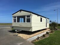 2011 STATIC CARAVAN FOR SALE INC SITE FEES AND DECKING!