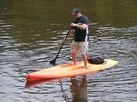new ocean kayak paddleboard
