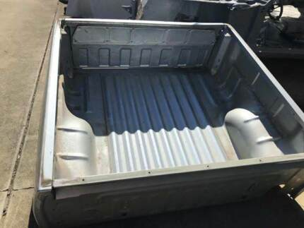 Holden Colorado Tailgate and Tub Silver