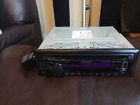 Car CD MP3 player KENWOOD kdc-3057U - mp3/wma / aac / USB / AUX INPUT