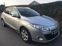 Renault MEGANE 1.5 Dci DIESEL SPORT TOURER .....Road Tax Just £30..........2010