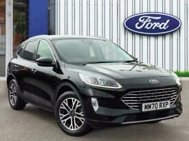 image for 2020 Ford Kuga 1.5 Ecoblue Titanium Edition Suv 5dr Diesel Manual s/s 120 Ps 4x4