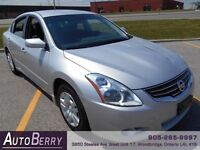 2012 Nissan Altima 2.5 S *** Certified and E-Tested *** $9,499