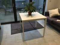 Melltorp White Dining Table from IKEA