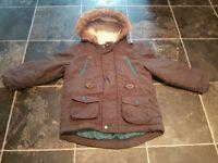Coat 3-4 years