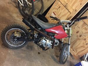 110cc  dirt bike