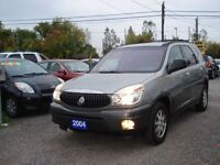 2004 Buick Rendezvous CERTIFIED-CROSSOVER 7 PASSENGER EXTRA CLEA