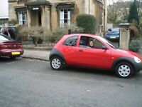 Excellent Condition Red Ford Ka For Sale