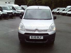 Citroen Berlingo 1.6 Hdi 625Kg Enterprise 75Ps DIESEL MANUAL SILVER (2015)