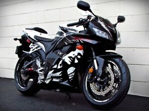 UNIQUE 2010 Honda CBR600RR Leyla Limited Edition