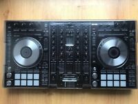 SERVICED Pioneer DDJ-SX2 with original box, cables and deck saver