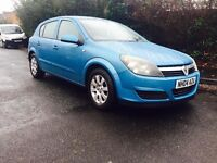 2004/04 Vauxhall Astra 1.4 Twinport Club 5 door