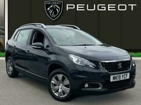 image for 2019 Peugeot 2008 1.2 Puretech Active Suv 5dr Petrol s/s 82 Ps Estate PETROL Man