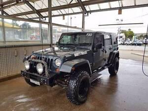 Jeep Wrangler CRD 2.8 Turbo Diesel Bega Bega Valley Preview