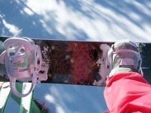 Women's Burton Snowboard