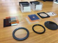 Photography Accessories - Genuine Cokin A Series of Filters, Filter Holder and Adaptor Rings