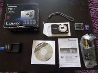 Lumix 14 Megapixel camera Boxed
