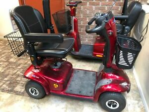 Mobility Scooter Leo Invacare $1500