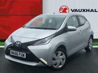 2016 Toyota AYGO 1.0 Vvt I X Play Hatchback 5dr Petrol 68 Ps Hatchback PETROL Ma