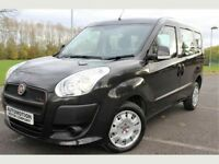 2012 Fiat Doblo 1.6 Multijet 16v Active 5dr (start/stop) Ideal Taxi / Mpv / family Vehicle £5999