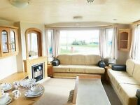 6 BERTH CARAVAN FOR SALE AT SANDY BAY HOLIDAY PARK! NEW FACILITIES! 12 MONTH SEASON! OFFER ON NOW!
