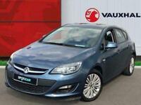 2013 Vauxhall Astra 1.6 16v Energy Hatchback 5dr Petrol 115 Ps Hatchback PETROL