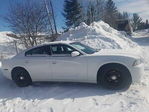 2013 Dodge Charger Police Berline