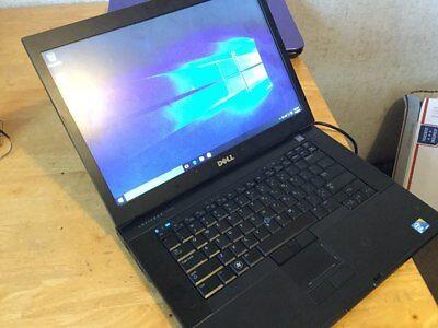 """Dell Latitude E5400 Laptop 15.4"""" Windows 10 Pro 2.2GHz 4GB  160GB Office WiFi"""
