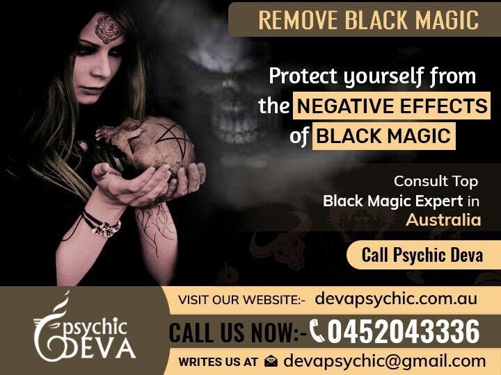 Get rid of bad luck, curse, negative energy within 3 days