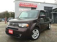 2009 Nissan Cube 4-Door Wagon | Steering Wheel Control | Bluetoo