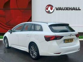 2018 Toyota Avensis 2.0 D 4d Business Edition Touring Sports 5dr Diesel s/s 143