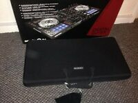 PIONEER DDJ SX WITH MAGMA CASE AND DECK SAVER