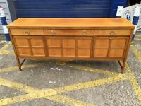 Beautiful Mid Century Nathan Sideboard