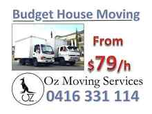 Budget house moving services (Oz Moving Services PTY LTD) Tarragindi Brisbane South West Preview