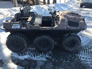 Brand New! Never used Argo Frontier 6x6