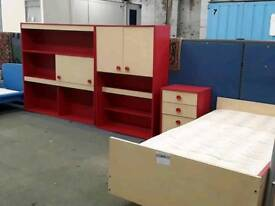 Childs modern bedroom set