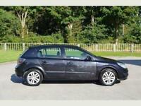 2010 Vauxhall Astra 1.4 SXI 16V 5d 90 BHP Hatchback Petrol Manual