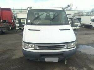 Iveco Daily 50C17 Traybody 2006 wrecking now.#Stock no IVC922 Villawood Bankstown Area Preview