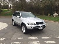 BMW X5 3.0D 2004 (Facelift) - Full service history, lots of receipts, good condition