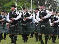 Bagpipe and Drum