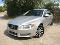 VOLVO S80 2.0 D3 SE (Diesel) Powershift/Automatic Gearbox....2013
